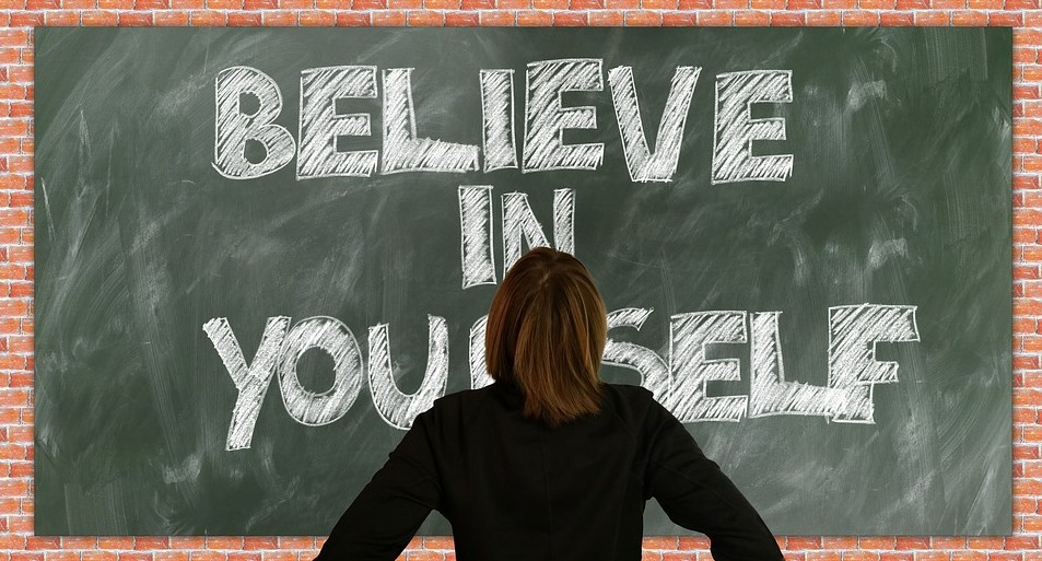 自分を信じる気持ち