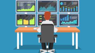 データ分析して投資